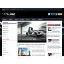 Thème Graphique Cars Line